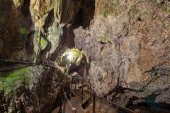 Cave Ialominta Royalty Free Stock Photos