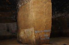 The cave of La Batida 5 Royalty Free Stock Image
