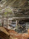 Cave of Lapa Stock Photo