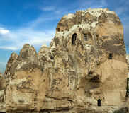 Cave monastery Royalty Free Stock Image