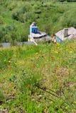 Cave monastery in Moldova, Orheiul Vechi Stock Images