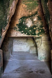 Cave Of The Sibyl, Cumae Italy Royalty Free Stock Image