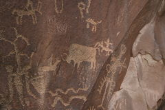 Cave Painting royalty free stock photography