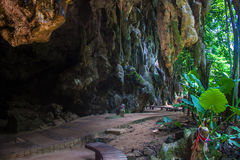 Cave at Railay Stock Photo