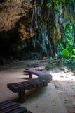 Cave at Railay Royalty Free Stock Image