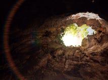 Luang Mae Sab cave mouth, Chiang Mai, Thailand Royalty Free Stock Image