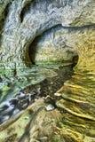 Cave Stream Scenic Reserve Stock Photos