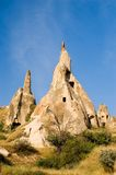 Cave temple of Goreme Royalty Free Stock Photo