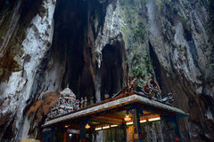 Cave temple Stock Photography