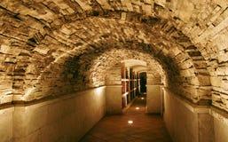 Cave traditionnelle images libres de droits