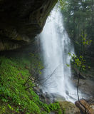 Cave Waterfall Royalty Free Stock Image