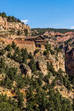 Cave of the winds. Tourist attraction located in colorado manitou springs. views of williams / waldo canyon Stock Images