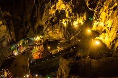 Cavegol Ασία Στοκ Φωτογραφία