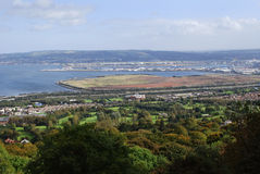 Cavehill, Belfast stock photos