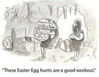 caveman αυγά Στοκ φωτογραφίες με δικαίωμα ελεύθερης χρήσης