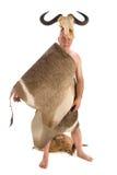 caveman Στοκ Εικόνα