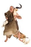Caveman Royalty Free Stock Photo