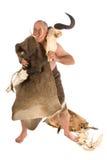 caveman Στοκ φωτογραφία με δικαίωμα ελεύθερης χρήσης