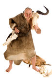 caveman Στοκ εικόνες με δικαίωμα ελεύθερης χρήσης