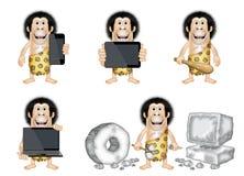 caveman Photo stock