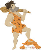 Caveman Fotografia Stock