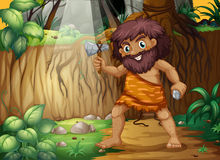 Caveman Stock Photos