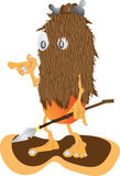 Cavemen Royalty Free Stock Photo