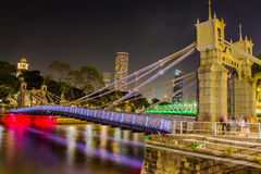 The Cavenagh Bridge Stock Photos