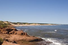 Cavendish Beach Stock Photos