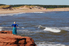 Cavendish Beach Stock Images
