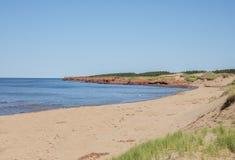 Cavendish Beach, Prince Edward Island Royalty Free Stock Photography