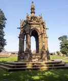 Cavendish. Memorial at Bolton Abbey, Skipton, Yorkshire, UK Royalty Free Stock Photos