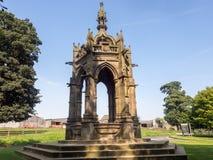 Cavendish. Memorial at Bolton Abbey, Skipton, Yorkshire, UK Royalty Free Stock Image