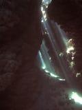 cavern подводный Стоковые Фотографии RF