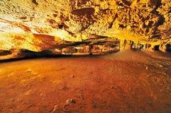 cavern подземелья внутрь Стоковые Фотографии RF
