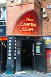 The Cavern Club, Liverpool. Royalty Free Stock Photos