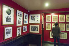 The Cavern club in Liverpool Mathew Street Stock Photography