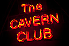The Cavern Club in Liverpool Stock Photo