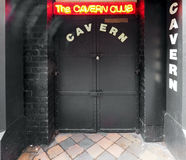 The Cavern Club in Liverpool Stock Images