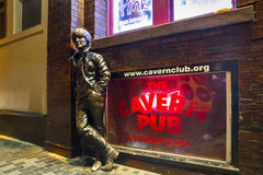 Cavern Club Liverpool Stock Image