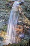 Cavern Falls At Sunrise Stock Image
