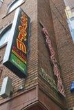 Cavern klubu wejście Zdjęcia Royalty Free
