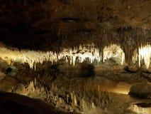 cavern stock photo