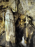 Cavern, Underground Formations Royalty Free Stock Images