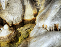 Cavern, Underground Formations Royalty Free Stock Image