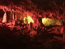 caverna Immagini Stock Libere da Diritti