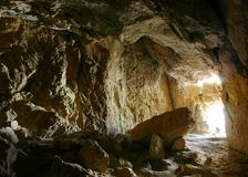 Caverna Imagens de Stock