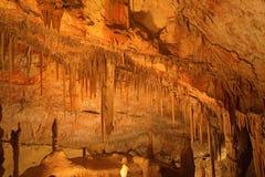 caverna foto de stock