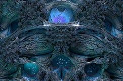 Caverna da água Foto de Stock Royalty Free