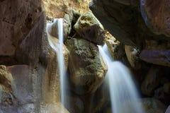 Caverna da água Fotografia de Stock Royalty Free